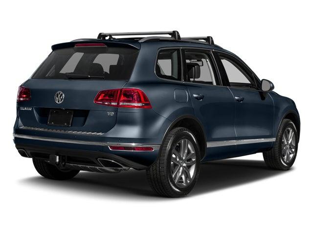 2017 Volkswagen Touareg Sport W Technology Volkswagen