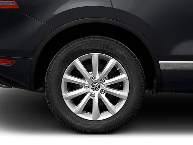 2014 Volkswagen Touareg 3.6L Sport AWD w/ Navigation - Saint Paul MN area Volkswagen dealer ...