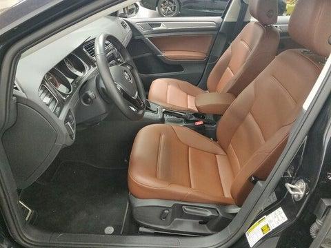 2019 Volkswagen Golf Alltrack S 4-Motion AWD