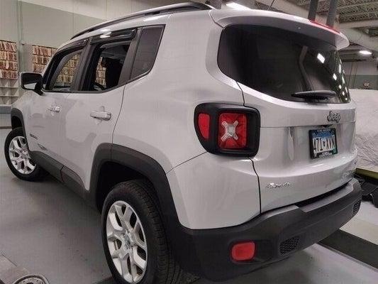 2017 Jeep Renegade Latitude 4x4 w/Sunroof & Cold Pkg ...